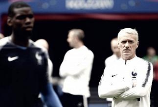 """Didier Deschamps:""""Debemos tener un buen equipo de Francia"""""""