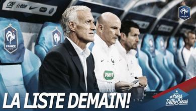 """Didier Deschamps: """"Tenemos la ambición de ir lo más lejos posible en el Mundial"""""""