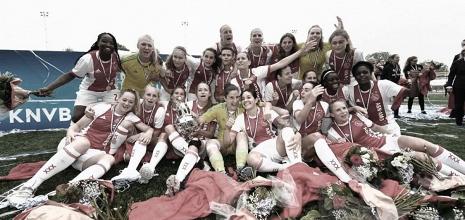 La final de Copa KNVB Femenina es para el Ajax
