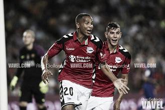Após interesse em Diego Souza, Palmeiras recorre ao futebol espanhol e anuncia Deyverson