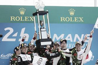Toyota y Fernando Alonso hacen historia juntos