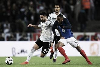 Amichevoli Internazionali: Germania e Francia scaldano i motori per il mondiale, è 2-2