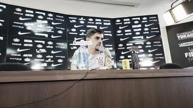 """Fagner projeta retomada do Corinthians no Brasileiro: """"Precisamos ter inteligência"""""""