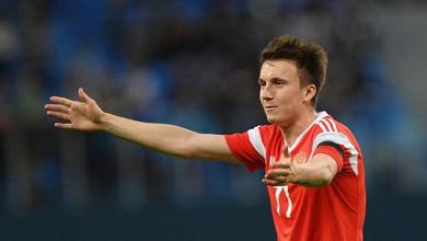 Juve, stretta finale per Golovin | Twitter Affari di Calcio