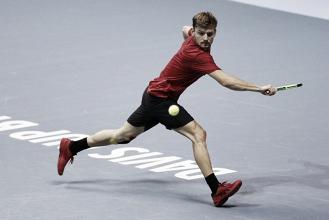 Davis Cup, David Goffin apre la finale contro Lucas Pouille