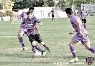 SD Leioa - CD Mirandés: fuerte rival para iniciar la competición liguera