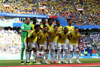 Colombia, l'inizio è tutto in salita