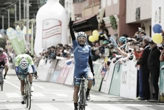 José Serpa se quedó con la séptima etapa de la Vuelta a Colombia