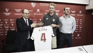El capitán Simon Kjaer vuelve a estar convocado con Dinamarca