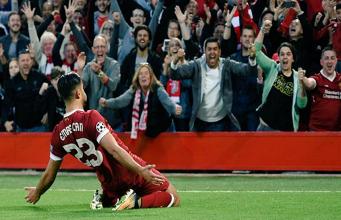Juventus, per Emre Can c'è bisogno di stringere | Twitter Liverpool