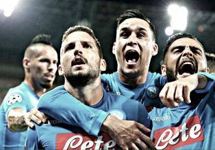 El Napoli volverá a rugir en Champions League