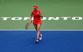 WTA Toronto, la finale è Svitolina - Wozniacki