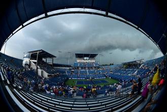 ATP Cincinnati - Si completa il terzo turno, poi i quarti