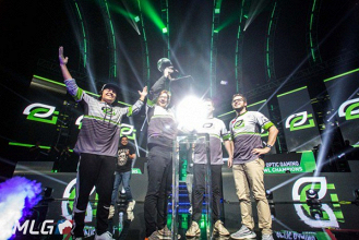 CWL Champioship: OpTic Gaming, Campeón del Mundo