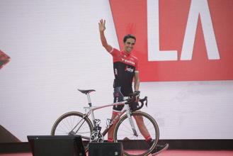 Vuelta a España 2017, prima tappa: una cronosquadre inaugura la corsa
