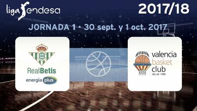 Valencia Basket abrirá la Liga Endesa visitando Sevilla