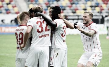 Fortuna Düsseldorf supera Kaiserslautern e vence segunda partida consecutiva