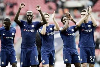 En casa, Tottenham cayó con lo justo ante Chelsea