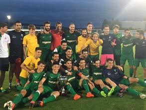 Fran Sota lleva la Copa Diputación a A Malata