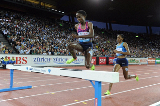 Diamond League 2017 - Zurigo: Farah all'ultimo respiro, vola la Miller, super Jebet