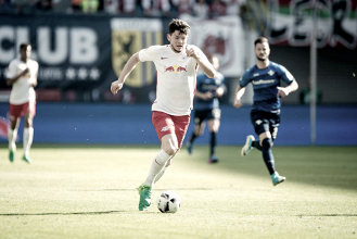 El RB Leipzig, con mejor suerte que el Bayern y Dortmund
