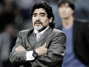 "Diego Maradona:""A mi Sampaoli me falseó"""