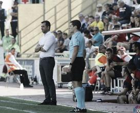 """Diego Martínez: """"El equipo ha competido muy bien"""""""