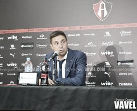 """Diego Alonso: """"Hoy ya no pienso más en Liga"""""""