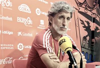 """Pablo Alfaro: """"Será un partido difícil a la par que intenso"""""""
