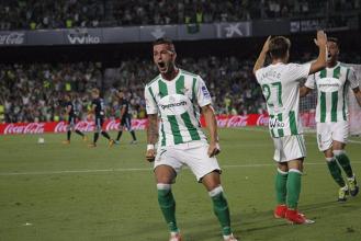 Resultado Real Betis 2-1 Deportivo en La Liga 2017