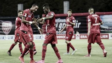 Ligue 2 (9ème journée) : Dijon reste le solide leader