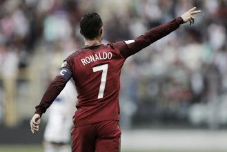 El campeón de Europa sigue teniendo un paso firme hasta Rusia