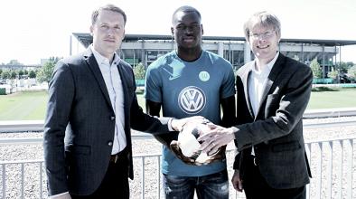 El VfL Wofsburgo se refuerza con Landry Nany Dimata