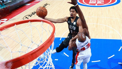 NBA - Indiana sbanca San Antonio, Dinwiddie trascina Brooklyn a Detroit