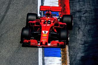 F1, Gp di Germania - Che qualifiche ad Hockenheim! Vettel spaziale: pole e record! Hamilton bloccato dai problemi 14° - Twitter Ferrari