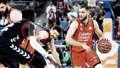 El 1x1 del Baskonia frente al Valencia Basket
