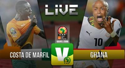 Finale CAN 2015 : Revivez le live du match Côte d'Ivoire - Ghana