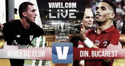 Resultado Athletic Club vs Dinamo Bucarest en UEFA Europa League 2017 (3-0)