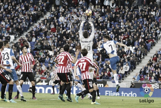 Resultado Espanyol vs Athletic Club en LaLiga 2018 (1-1)