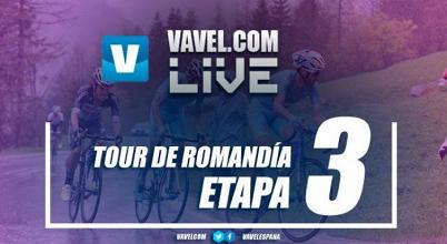Resultado etapa 3 del Tour de Romandía 2017: Viviani vence tras más de un año de sequía