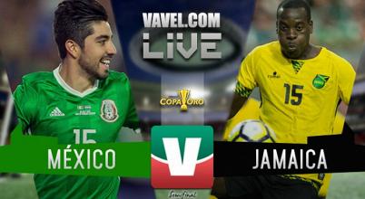 Resultado y goles del México 0-1 Jamaica en Copa Oro 2017