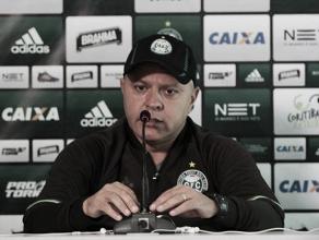 """Pachequinho admite atuação ruim em derrota para Sport: """"Abaixo de tudo que fizemos no ano"""""""