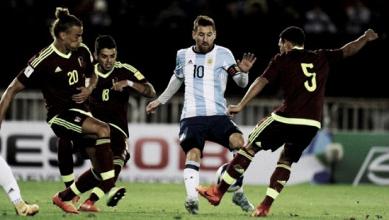 Dudamel saca lo peor de Argentina pero no lo mejor de Venezuela