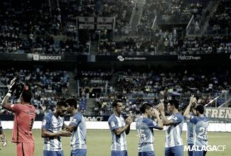 Málaga- Las Palmas: puntuaciones del Málaga CF, jornada 3 de LaLiga