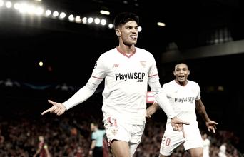 La efectividad del Sevilla logra puntuar en Anfield