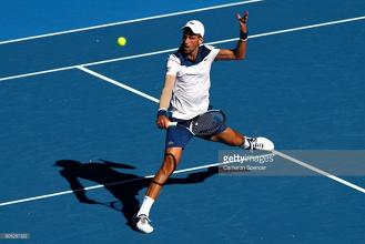 Australian Open 2018: Djokovic comes though Monfils test in blazing Melbourne heat
