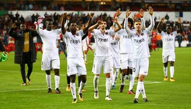 Europa League - Il Nizza rifila una manita allo Zulte Waregem (1-5)