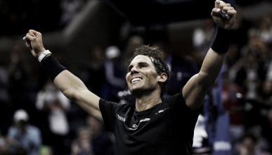 US Open 2017 - Nadal riprende lo scettro di Flushing Meadows: Anderson cede in tre set