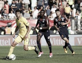 El Paris Saint-Germain perdió el invicto de los tres puntos
