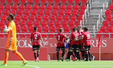 Goleada, marca históricay liderato del RCD Mallorca